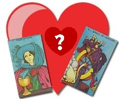 Love Tarot is significantly powerful