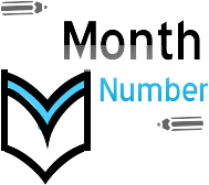 Your Month Number